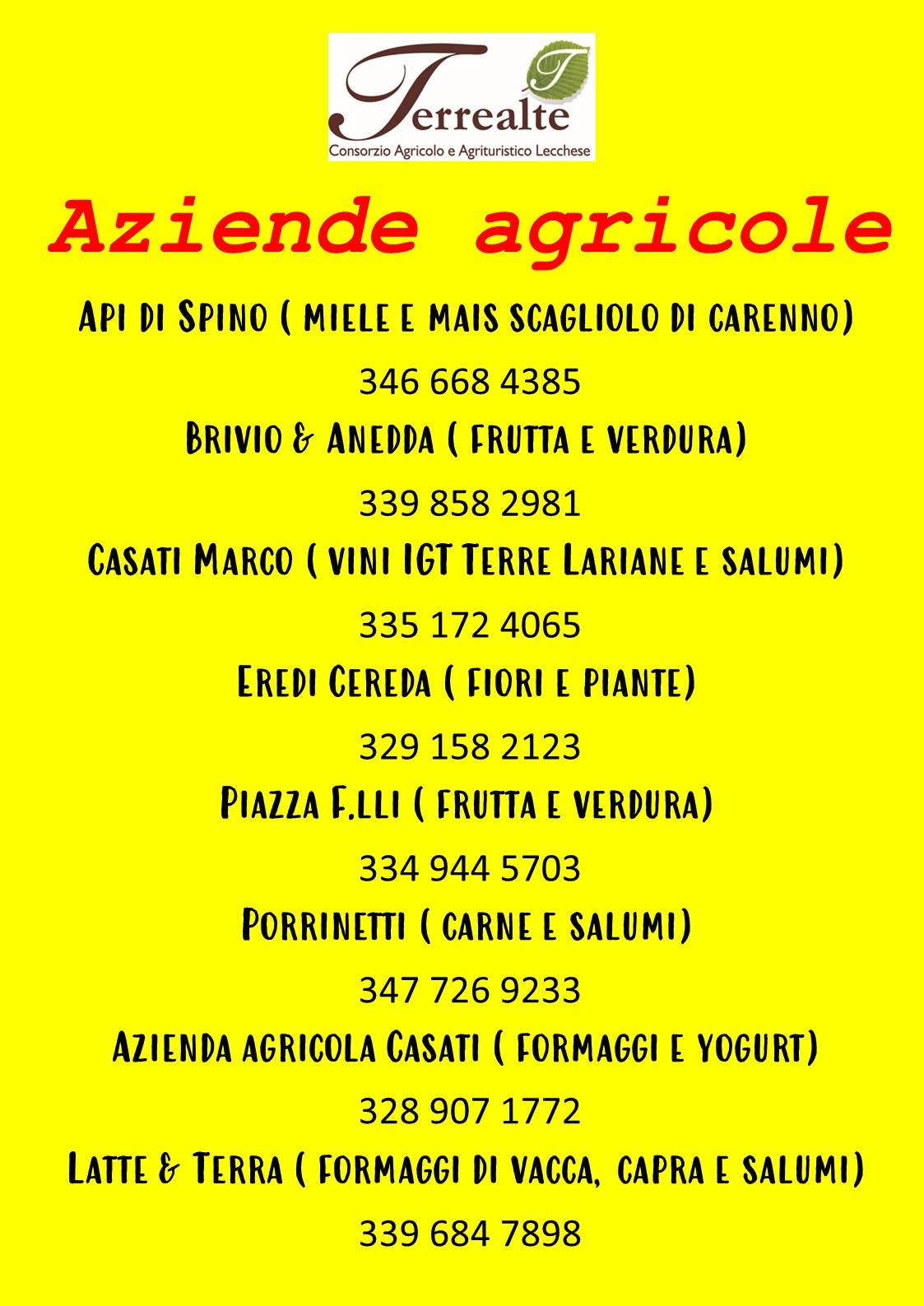 Volantino Mercato Agricolo 30 APRILE