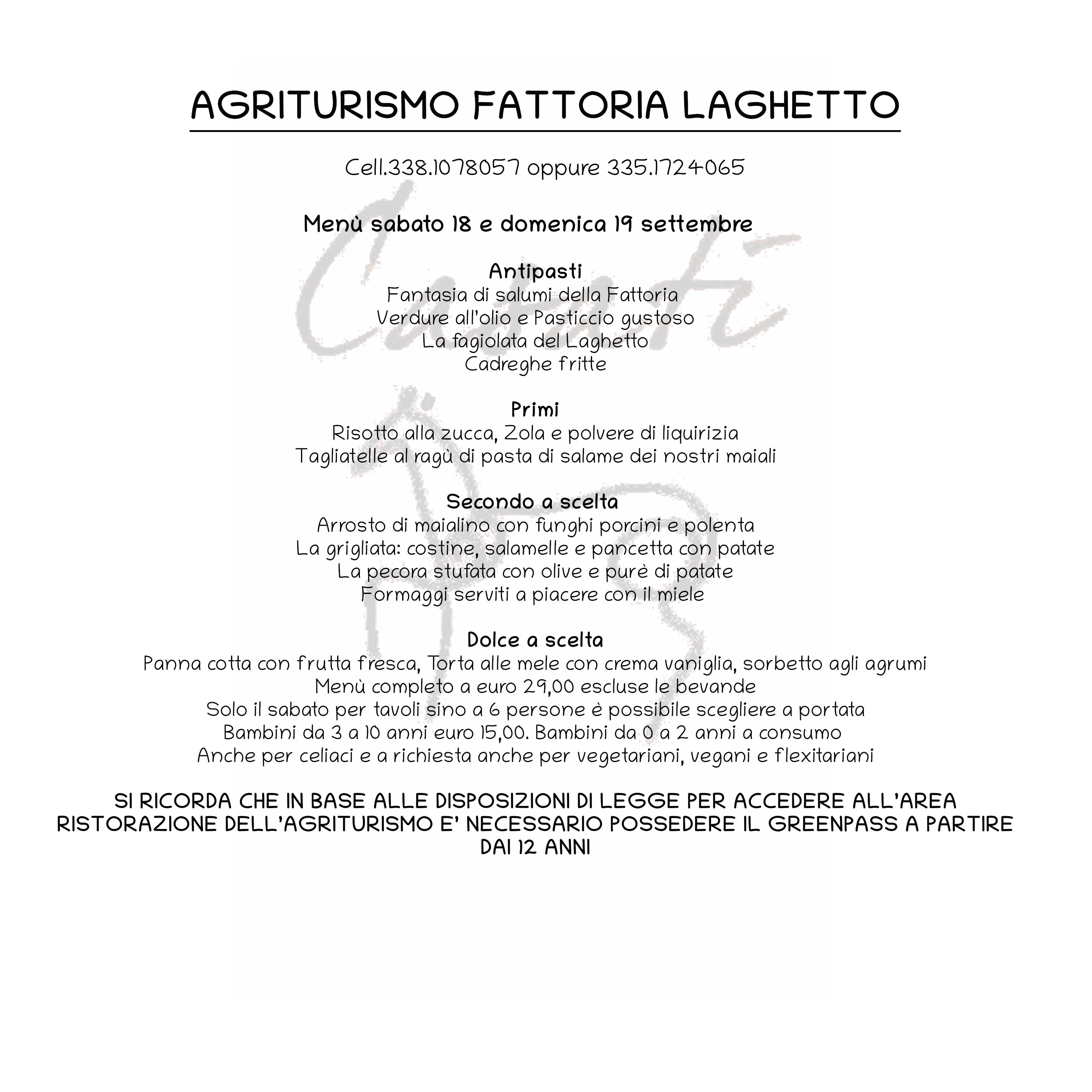menu quadrato singoloxcf